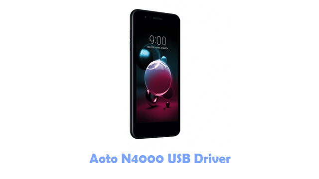 Download Aoto N4000 USB Driver