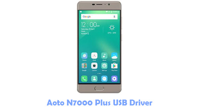 Download Aoto N7000 Plus USB Driver