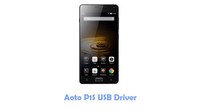 Aoto P1S USB Driver