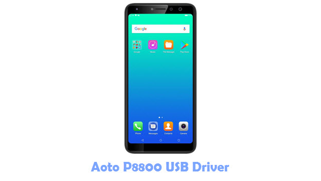 Download Aoto P8800 USB Driver