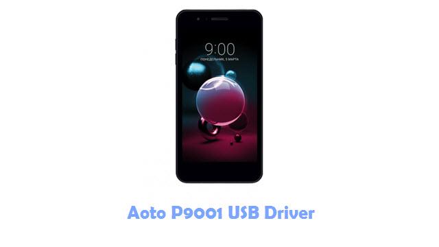 Download Aoto P9001 USB Driver