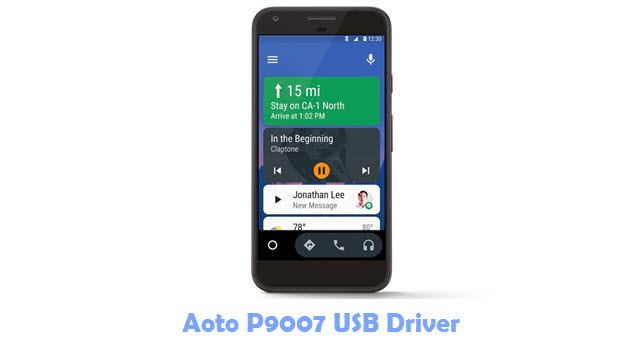 Download Aoto P9007 USB Driver
