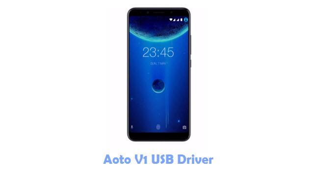 Aoto V1 USB Driver