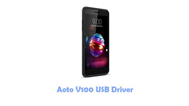 Aoto V100 USB Driver