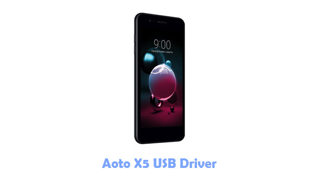 Download Aoto X5 USB Driver