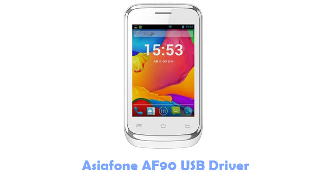 Asiafone AF90 USB Driver