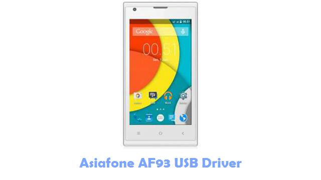 Asiafone AF93 USB Driver