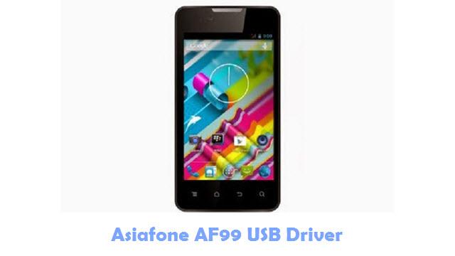 Asiafone AF99 USB Driver