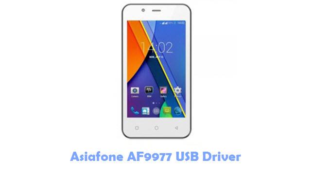 Asiafone AF9977 USB Driver