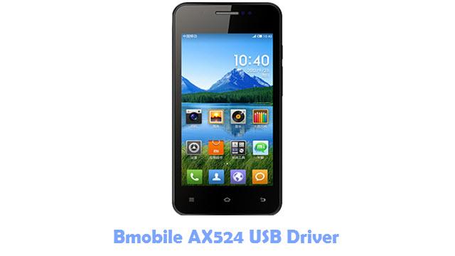 Download Bmobile AX524 USB Driver