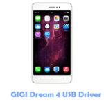 Download GIGI Dream 4 USB Driver