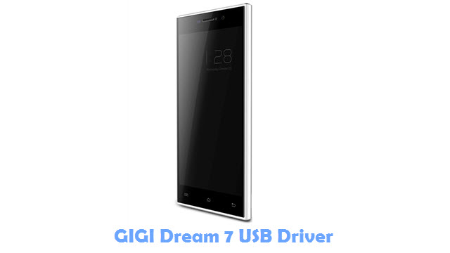 GIGI Dream 7 USB Driver