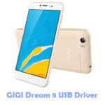 Download GIGI Dream 8 USB Driver