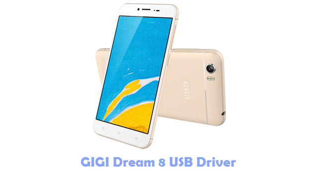 GIGI Dream 8 USB Driver