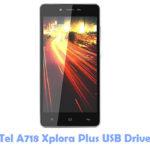 Download GTel A718 Xplora Plus USB Driver