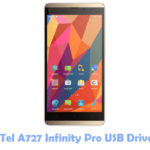 Download GTel A727 Infinity Pro USB Driver