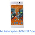 GTel A750 Xplora MX1 USB Driver
