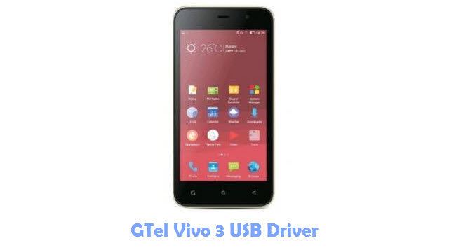 Download GTel Vivo 3 Firmware