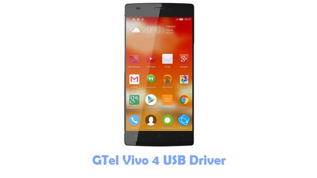 GTel Vivo 4 USB Driver