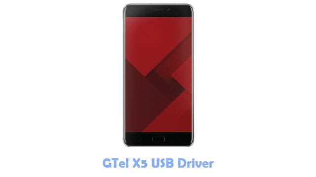 GTel X5 USB Driver
