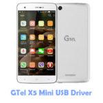 Download GTel X5 Mini USB Driver