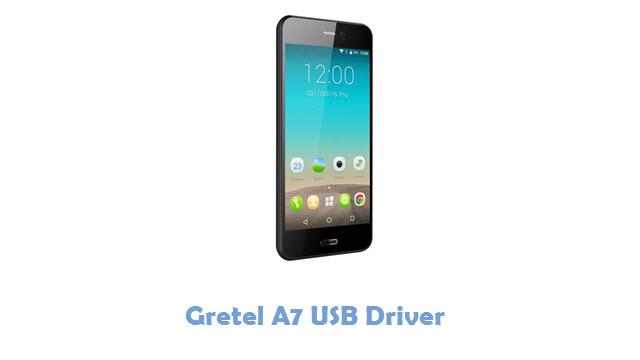 Gretel A7 USB Driver