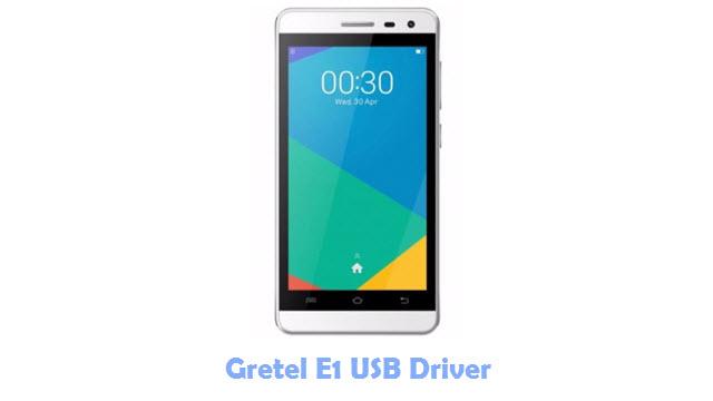 Gretel E1 USB Driver