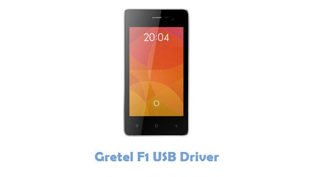 Gretel F1 USB Driver