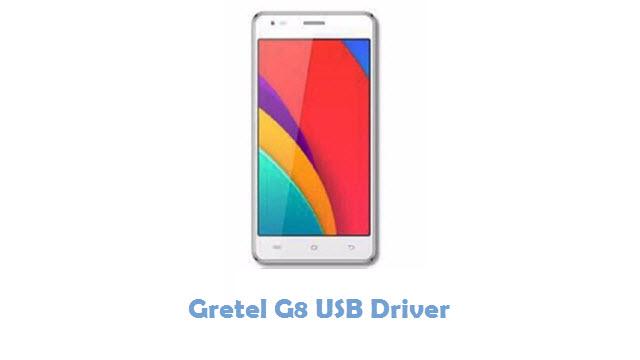 Gretel G8 USB Driver
