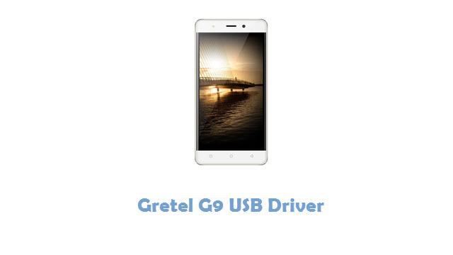 Gretel G9 USB Driver
