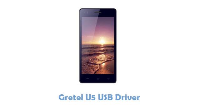 Gretel U5 USB Driver
