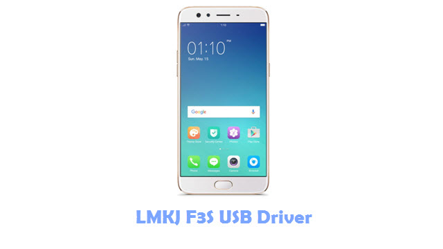 Download LMKJ F3S USB Driver
