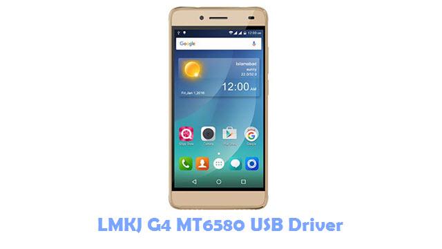 LMKJ G4 MT6580 USB Driver
