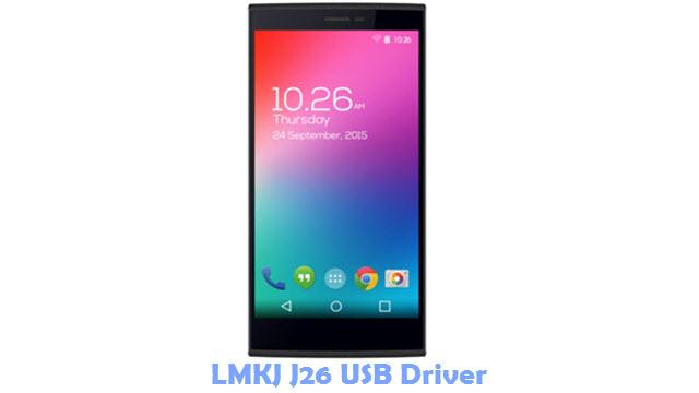 LMKJ J26 USB Driver