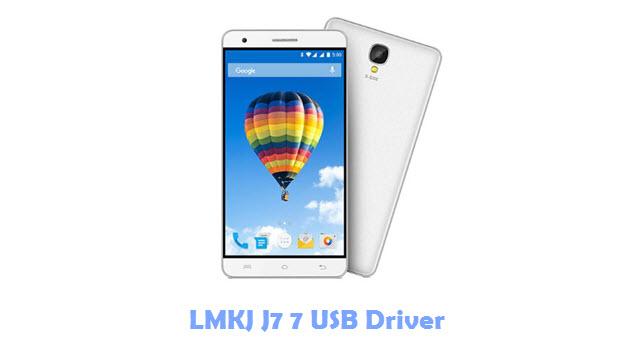 Download LMKJ J7 7 USB Driver