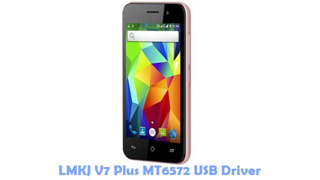 Download LMKJ V7 Plus MT6572 USB Driver