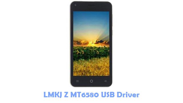 LMKJ Z MT6580 USB Driver