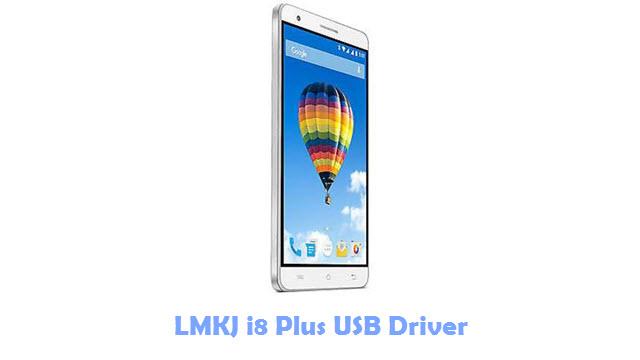 LMKJ i8 Plus USB Driver
