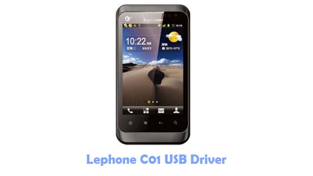 Download Lephone C01 USB Driver