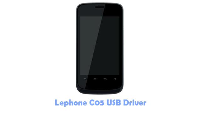 Lephone C05 USB Driver