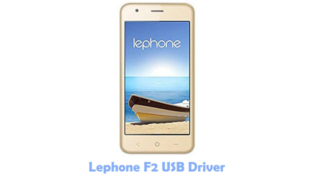 Download Lephone F2 USB Driver