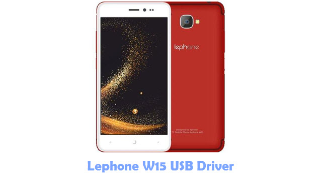 Download Lephone W15 USB Driver