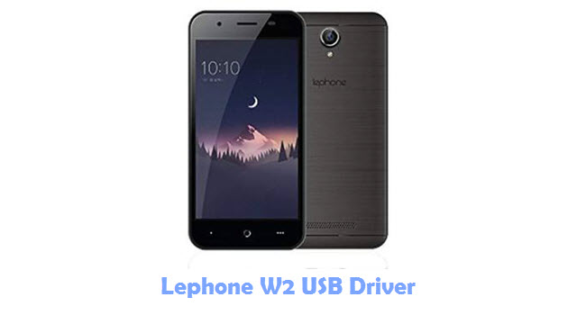 Download Lephone W2 USB Driver
