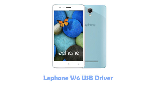 Download Lephone W6 USB Driver