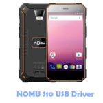 Download NOMU S10 USB Driver