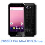 Download NOMU S30 Mini USB Driver