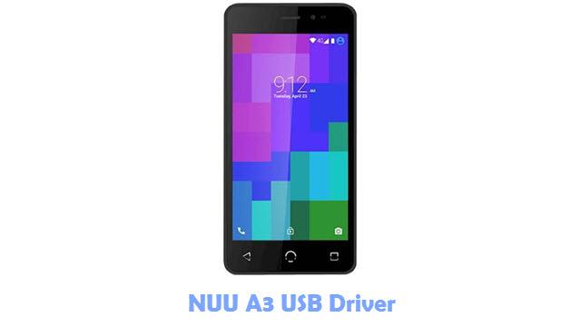 Download NUU A3 USB Driver
