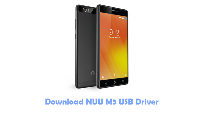 Download NUU M3 USB Driver