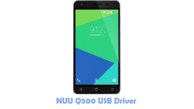 NUU Q500 USB Driver