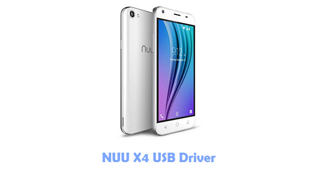 Download NUU X4 USB Driver